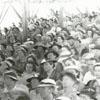 The Masonic Picnic in Mocksville, 1939.