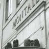 Exterior of the Montaldo's store on West Fourth Street, 1959.