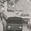 Traffic on Interstate 40, 1972.