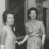Mrs. Anne Barber and Mrs. Elizabeth Alexander, 1967.