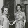 Mrs. Anne Barber and Mrs. Elizabeth Alexander, 1967.