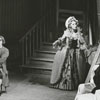 """Marriage of Figaro"" opera performance at Reynolds Auditorium, 1967."