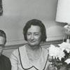 Archibald (Archie) Kimbrough and Mary Louise Bahnson Davis, 1965.