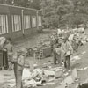 Aftermath of a fire at Kimberley Park Elementary School, 1965.