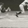 Baseball game at Ernie Shore Field, Winston-Salem Red Sox  against Greensboro, 1964.
