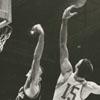 Wake Forest University vs. Virginia basketball game, 1964.