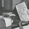 Mary Garber,  writer for the Winston-Salem Journal, 1949.