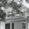 J. Worth McAlister house at 121 Cascade Avenue, 1963.
