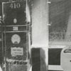 Entrance to Jones Studio at 410 N. Main Street, 1962.
