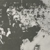 Salem Female Academy graduation in Home Moravian Church, 1894.