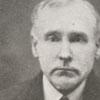 John A. Cook, 1918.