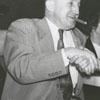 Mayor Marshall Kurfees and Charlie Church.