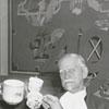 Forsyth County Centennial Celebration. First meeting of the Centennial Beard Committee, 1949.