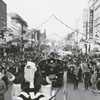 Winston-Salem Christmas Parade, 1954.
