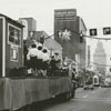 Winston-Salem Christmas Parade, 1965.