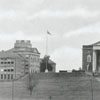 R. J. Reynolds High School and Reynolds Auditorium, 1927.