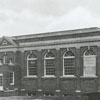 R. J. Reynolds High School gymnasium, 1927.