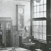 R. J. Reynolds High School office, 1932.