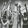R. J. Reynolds High School basketball players.