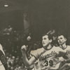 R. J. Reynolds High School basketball game against High Point, 1958.