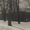 Eller Hall in the Winter