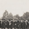 Baccalaureate Procession
