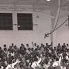Cheerleaders - Men's Basketball WSSC vs Elizabeth City