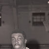 Men's Basketball Player Earl Monroe