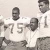 J. X. Miller & Football Players