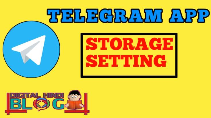 How to change telegram storage location to sd card