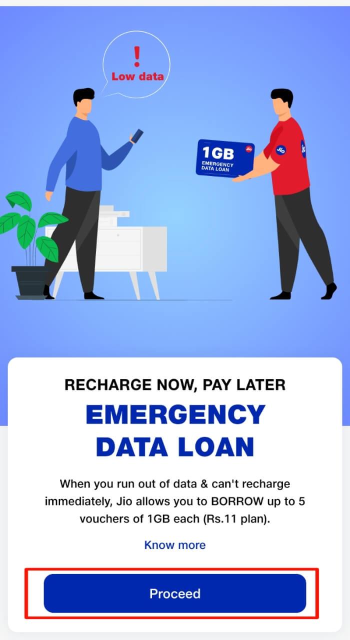 Jio Data Loan 3