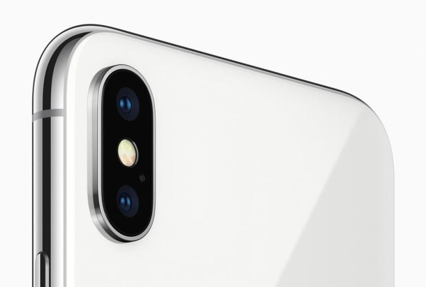 iPhone X recensione Fotocamera