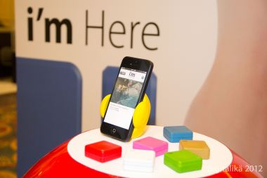 CES 2013 - i'm Here