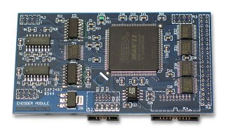 BLUE-EXPIO Encoder & Trigger Interface Module