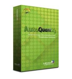 Media Cybernetics Autoquant X3 software