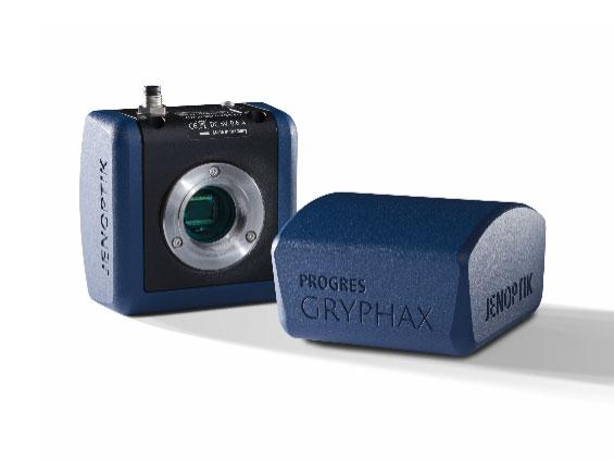 Jenoptik digital microscope camera