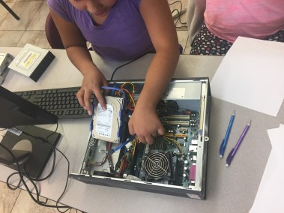 SX techie - hard drive