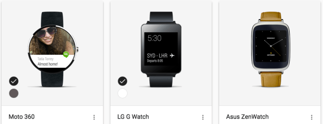 popular android watches 1