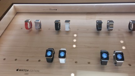 watches table 3