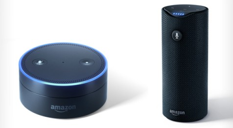 amazon dot and tap