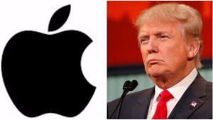 trump apple