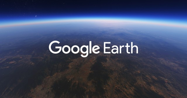 google earth cover