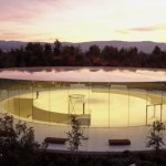 The Steve Jobs Theater is a Minimalist Dream
