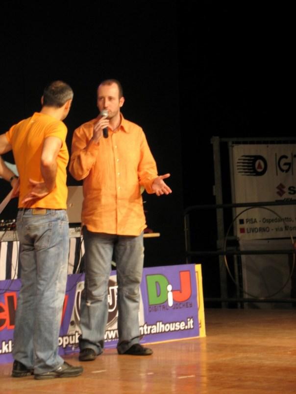 Spazialex e Alex Berti DJ