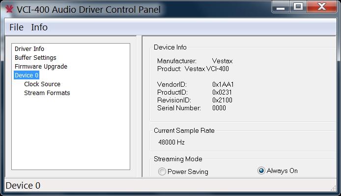 Vci-400DJ_Driver