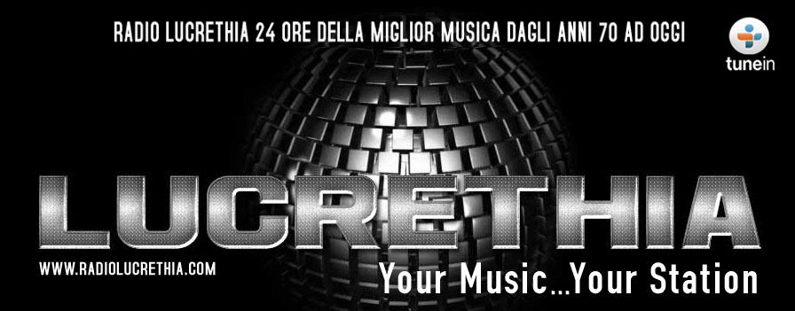 Logo Radio Lucrethia (Per Tirreno)