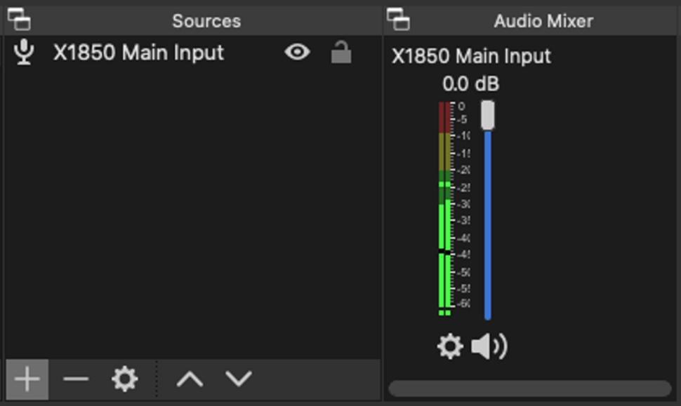Denon DJ: X1800 & X1850 configurazione per broadcast 3