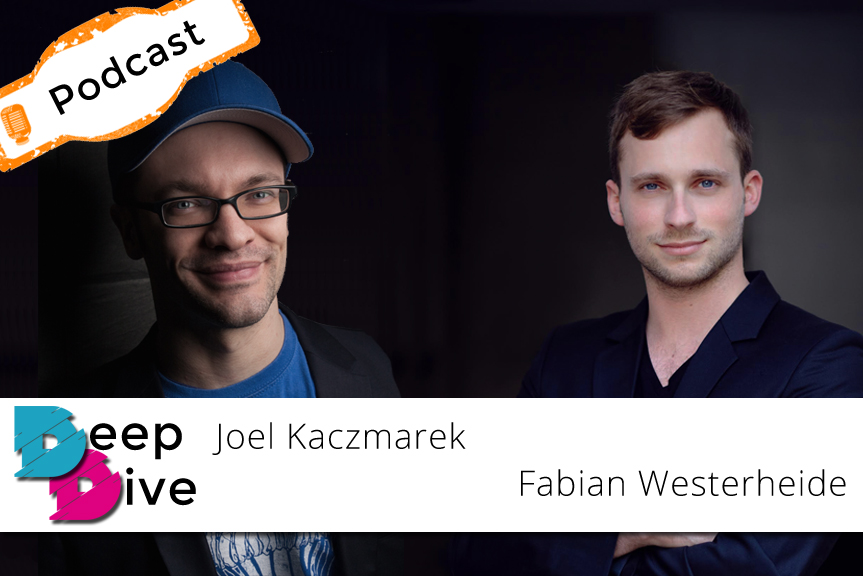 Deep Dive #6: Fabian Westerheide zu KI und Machine Learning
