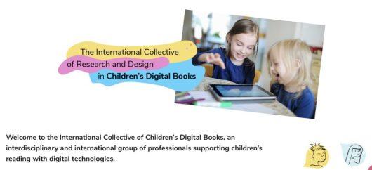 Digitale barnebøker
