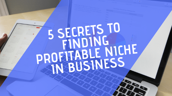 5 Secrets to Finding Profitable Niche in Business